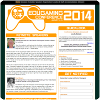 Edugaming Conference