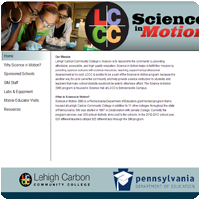 LCCC Science in Motion